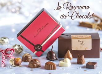 VDI vente de chocolats