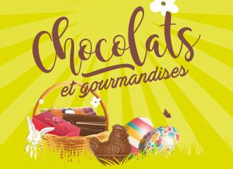 VDI vente de chocolats pâques