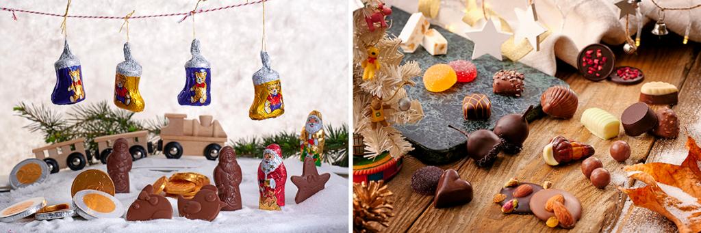 Des produits gourmands pour préparer Noël dans les écoles